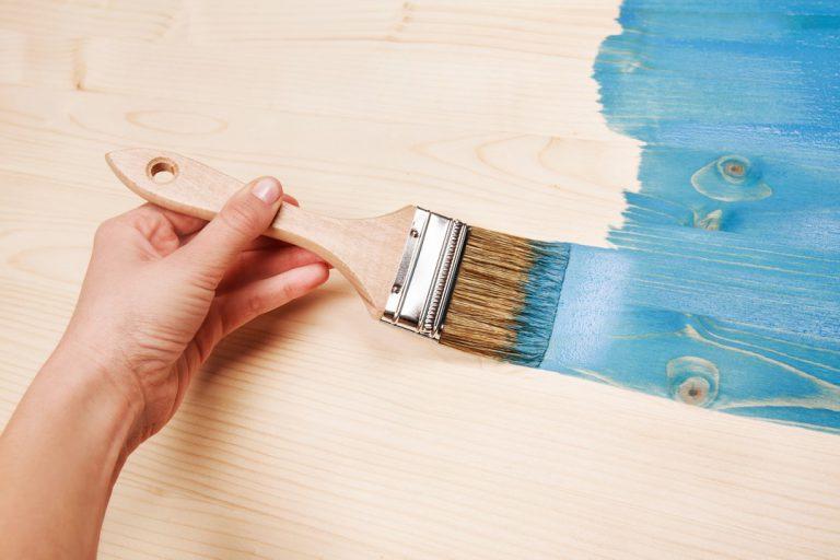 finition peinture