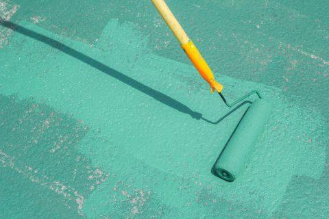 peinture de sol