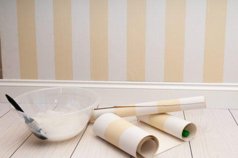 Les avantages du papier peint à peindre